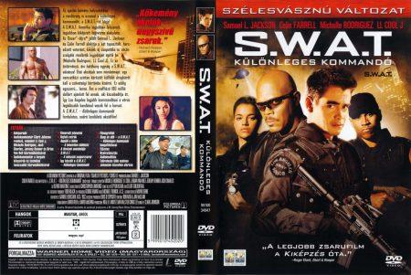 S.W.A.T. 1. - Különleges kommandó (1DVD)