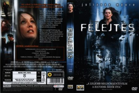 Felejtés (2004 - The Forgotten) (1DVD) (Julianne Moore) (Warner Home Video kiadás)