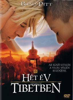 Hét év Tibetben (1DVD) (Warner Home Video kiadás)