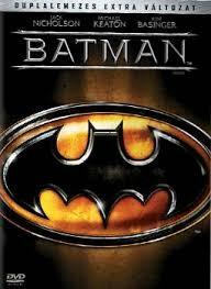 Batman 1. (1989) (2DVD) (extra változat) (DC Comics)