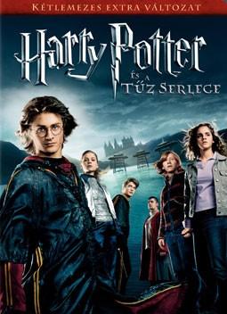 Harry Potter 4. - A tűz serlege (2DVD) (extra változat)