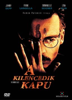 Kilencedik kapu, A (1DVD) (Roman Polanski)