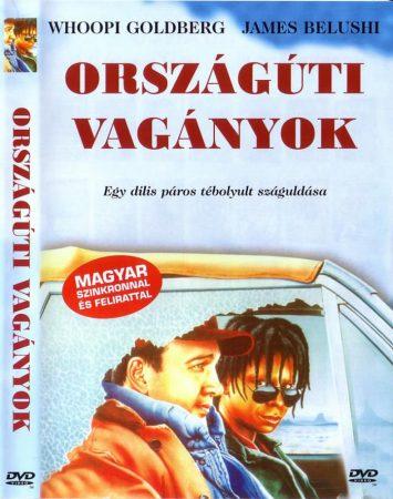 Országúti vagányok (1DVD) (Homer and Eddie, 1989) (Whoopi Goldberg, James Belushi)