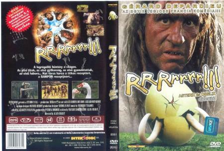 RRRrrrr!!! (1DVD) (Gérard Depardieu)