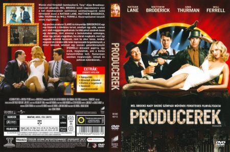 Producerek (2005) (1DVD) (remake) (Susan Stroman)