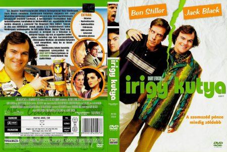 Irigy kutya (1DVD) (Ben Stiller - Jack Black)