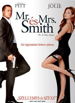 Mr. és Mrs. Smith (1DVD)