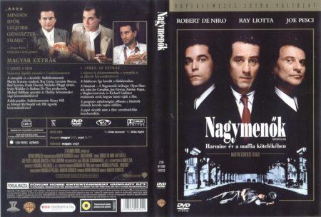 Nagymenők (2DVD) (extra változat) (Fórum Home Entertainment Hungary kiadás) (Oscar-díj)