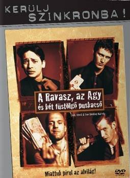 Ravasz, az Agy és két füstölgő puskacső, A (1DVD) (Lock, Stock and Two Smoking Barrels ,1998) (Kerülj szinkronba! kiadás)