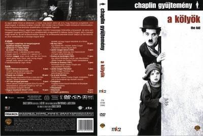 Kölyök, A (2DVD) (Chaplin gyűjtemény)