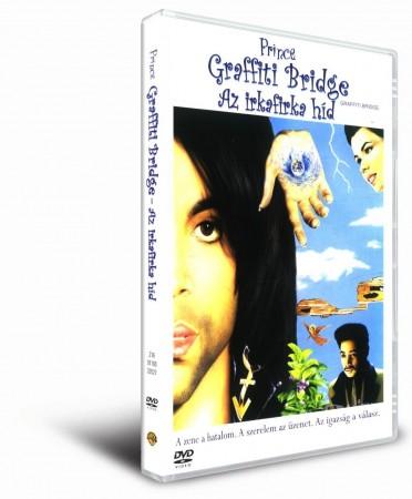 Graffiti Bridge - Az irkafirka híd (1DVD) (Prince)
