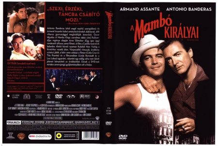 Mambo királyai, A (1DVD) (Fórum Home Entertainment Hungary kiadás)