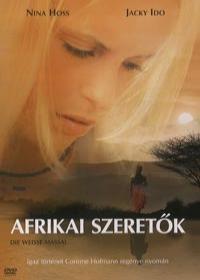 Afrikai szeretők (1DVD)