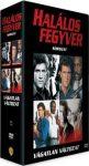 Halálos fegyver 1-4. gyűjtemény (4DVD box) (rendezői változatok) (DVD díszkiadás) (Fórum Home Entertainment Hungary kiadás)