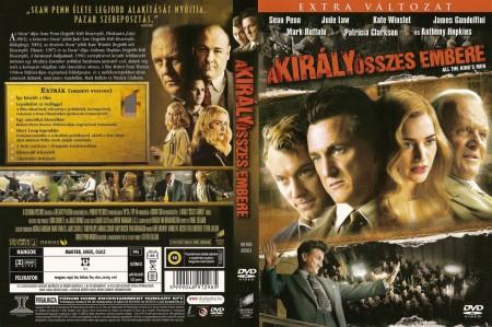 Király összes embere, A (2006) (1DVD) (remake) (extra változat) (Sean Penn)