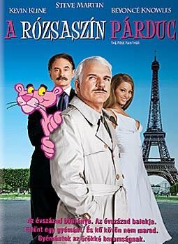 Rózsaszín Párduc 1., A (2006) (1DVD) (remake) (Steve Martin)