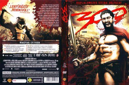 300 - 1. rész (2DVD) (Fórum Home Entertainment Hungary kiadás) (használt példány)