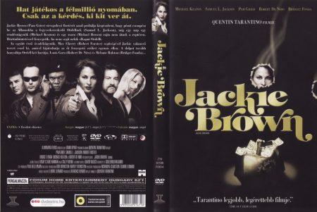 Jackie Brown (1DVD) (Quentin Tarantino) (Fórum Home Entertainment Hungary kiadás)