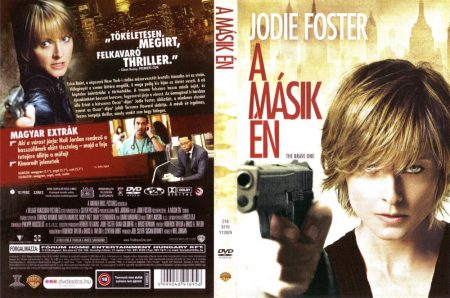 Másik én, A (2007 - The Brave One) (1DVD) (Jodie Foster)