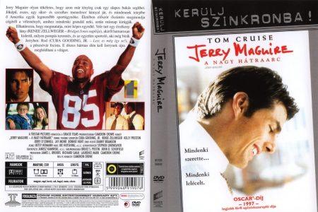 Jerry Maguire - A nagy hátraarc (1DVD) (Kerülj szinkronba! kiadás) (Oscar-díj)