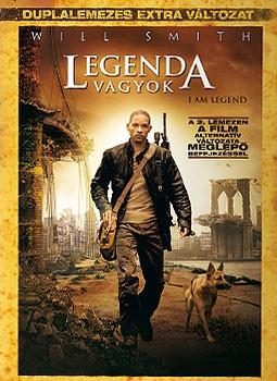Legenda vagyok (2DVD) (extra változat) (mozi és alternatív változat) (Will Smith)