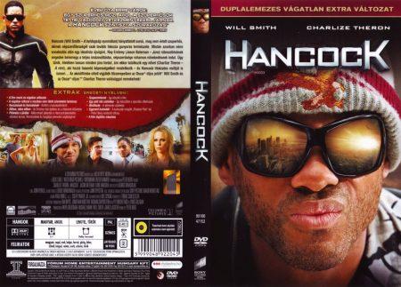 Hancock (2DVD) (extra változat) (mozi és vágatlan változat)