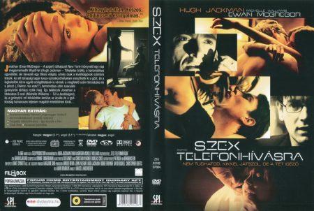 Szex telefonhívásra (1DVD) (Fórum Home Entertainment Hungary kiadás)