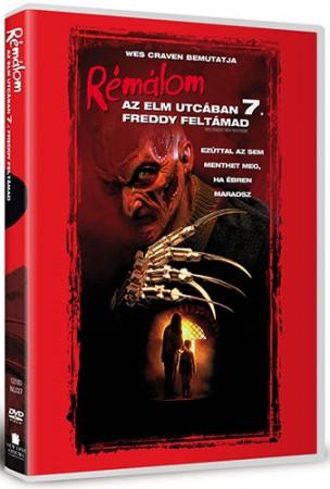 Rémálom az Elm utcában 7. - Freddy feltámad (1DVD)