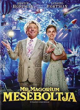 Mr. Magorium meseboltja (1DVD)
