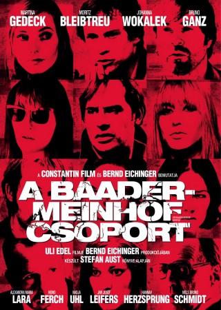 Baader-Meinhof csoport, A (1DVD)