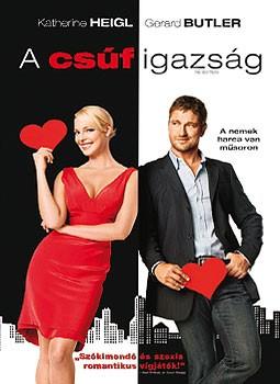 Csúf igazság, A (1DVD) (Fórum Home Entertainment Hungary kiadás) (minimálisan használt példány)