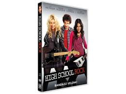 High school rock (1DVD) (Vanessa Hudgens) (2009)