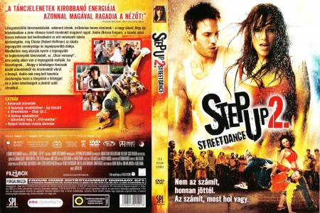 Step Up 2. - Streetdance (1DVD)