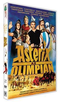 Asterix az Olimpián (1DVD) (élőszereplős)