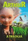 Arthur 1-3. - A trilógia (3DVD box) (Luc Besson) (DVD díszkiadás)