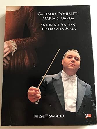 Antonino Fogliani Teatro alla Scala dvd