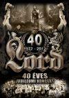 Lord - 40 éves jubileumi koncert (1DVD)