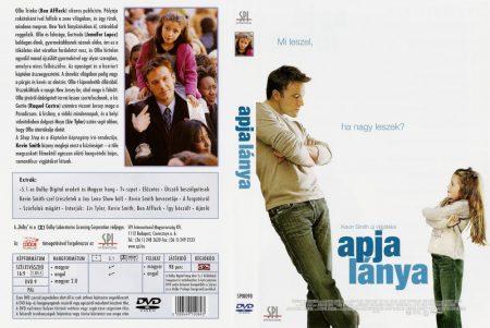 Apja lánya  (2004 - Jersey Girl)  (1DVD) (Kevin Smith)