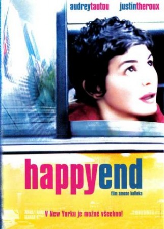 Happy End (1DVD) (Audrey Tautou) /használt /