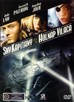 Sky Kapitány és a holnap világa (1DVD) (SPI kiadás)