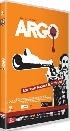 Argo 1. (1DVD) (angol felirat) (használt, karcos példány)