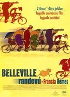 Belleville randevú - Francia rémes (1DVD)