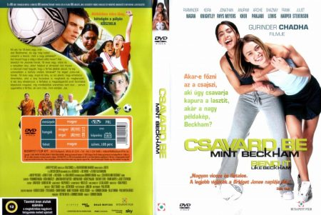 Csavard be, mint Beckham (1DVD)