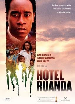 Hotel Ruanda (1DVD)