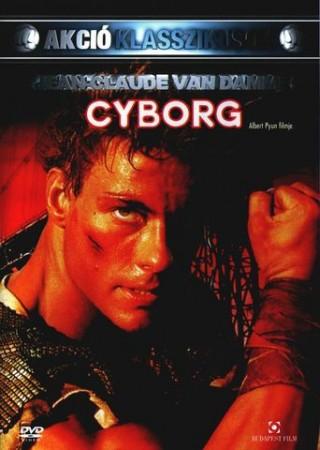 Cyborg - A robotnő (1DVD) (Jean-Claude Van Damme)