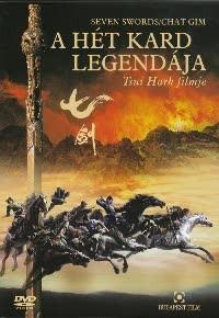 Hét Kard legendája, A (1DVD)