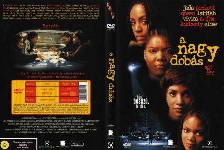 Nagy dobás, A (1996 - Set It Off) (1DVD) (Queen Latifah)