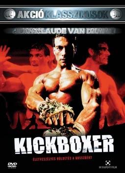 Kickboxer 1. (1989) (1DVD) (Jean-Claude Van Damme)