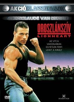 Oroszlánszív (1DVD) (Jean-Claude Van Damme)