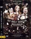 Egy őrült szerelem balladája (1DVD) (Balada triste de trompeta, 2011)